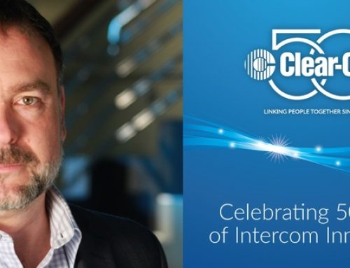 Clear-Com Celebrates its Golden Anniversary